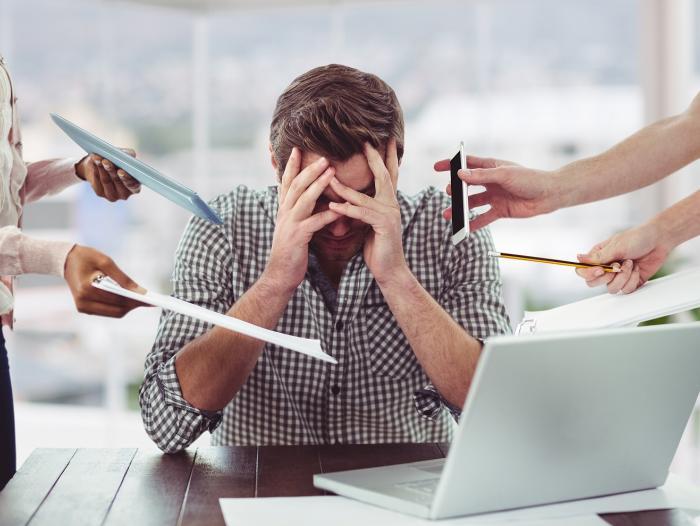 Las consecuencias del estrés