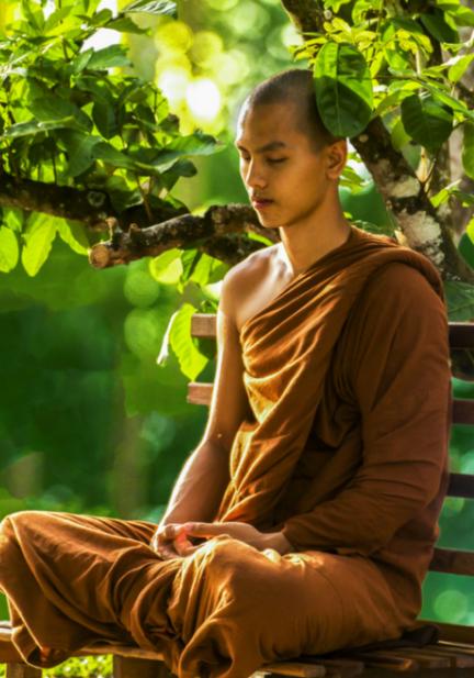 Meditación en Quietud